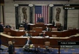 Still frame from: House Proceeding 01-09-09