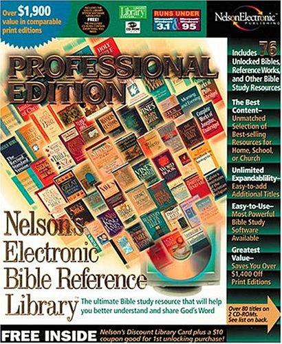 Download Nelson's Electronic Bible Reference Library