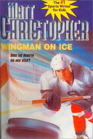 Download Wingman on Ice (Matt Christopher Sports Classics)
