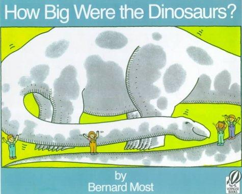 How Big Were the Dinosaurs?