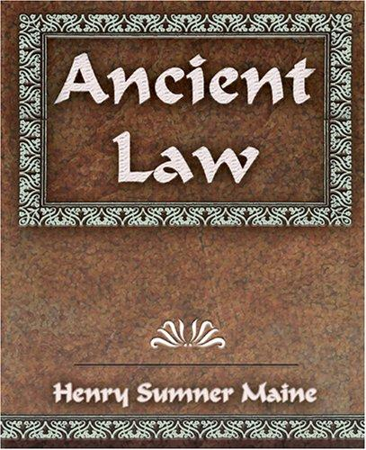 Download Ancient Law