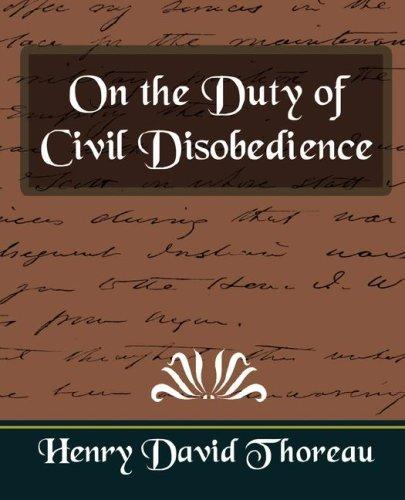 Download On the Duty of Civil Disobedience (new edition)