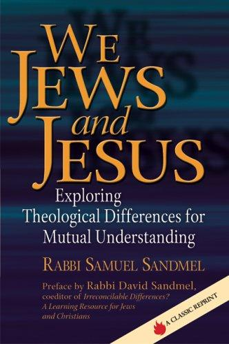 We Jews and Jesus (Open Library)