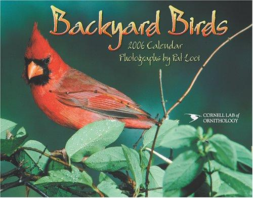 Download Backyard Birds 2006 Calendar