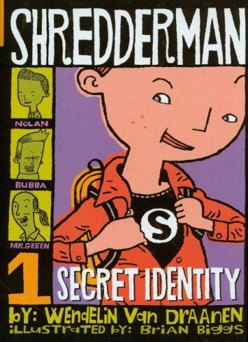 Secret Identity (Shredderman Series)