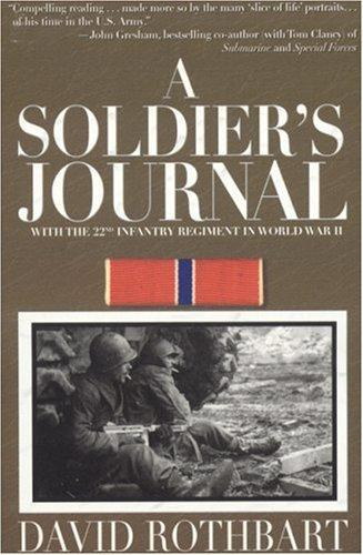 A Soldier's Journal