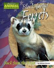 Thumbnail of Black-Footed Ferrets: Back from the Brink (America's Animal Comebacks)