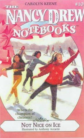 Not Nice on Ice by Carolyn Keene