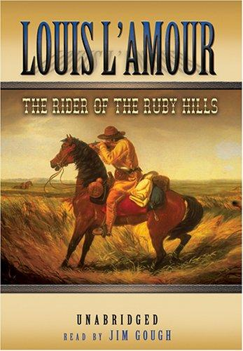 Rider of the Ruby Hills (Library Edition)