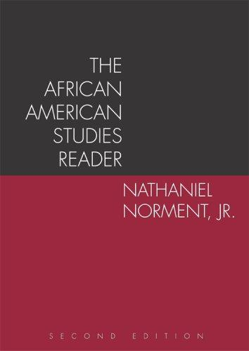 The African American Studies Reader by Nathaniel, Jr. Norment