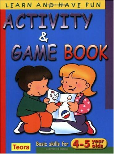 Activity and Game Book