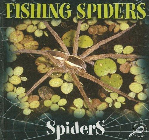 Fishing spiders by Jason Cooper