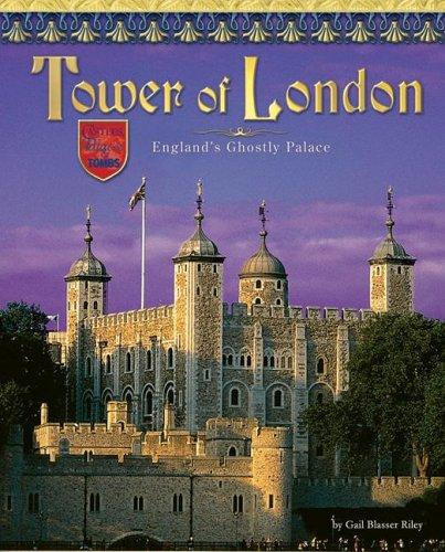 Tower of London by Gail Blasser Riley